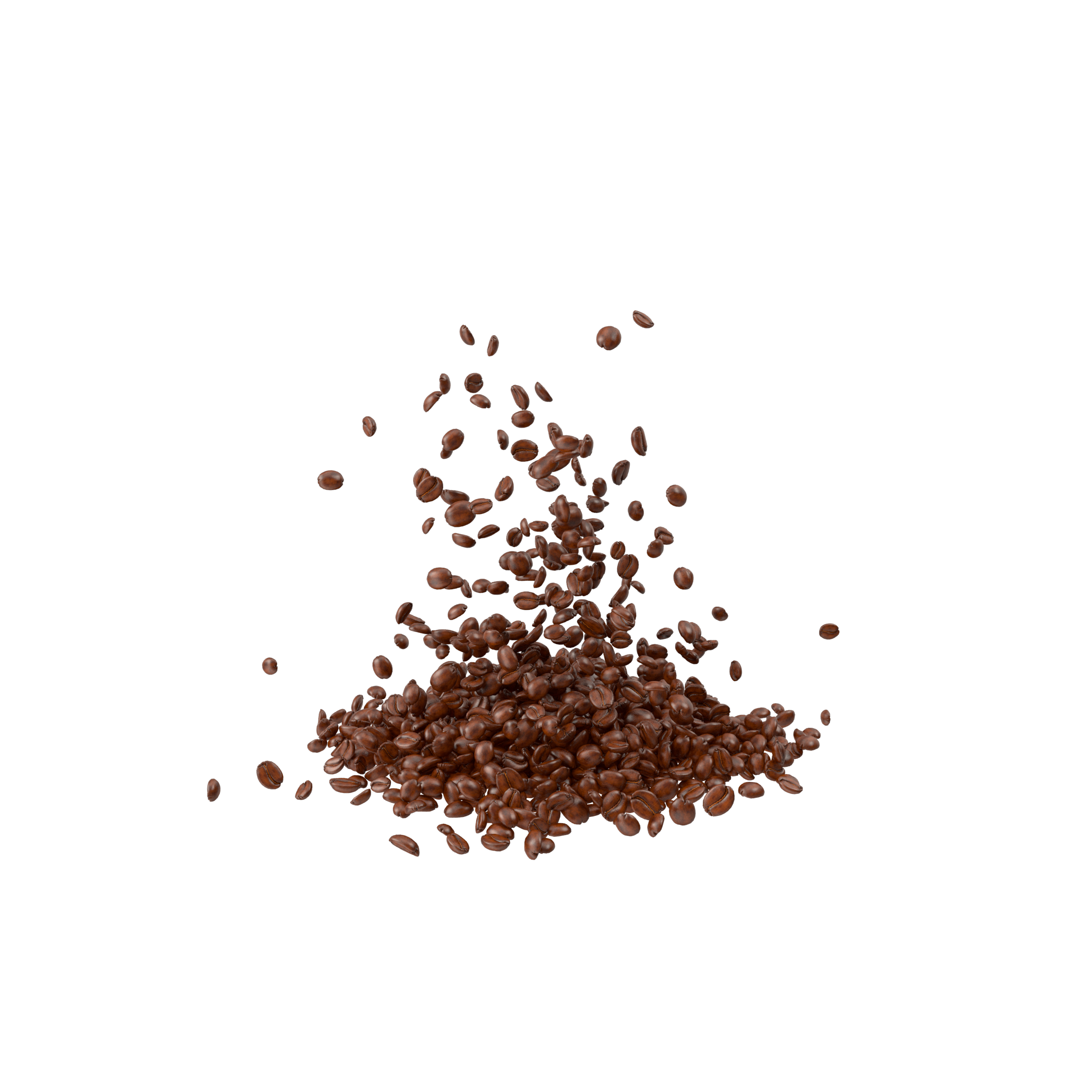 This high quality free PNG image without any background is about dark, coffee, mocha, roasted, bean, brown, cafe, java, fresh, falling, pile and espresso.