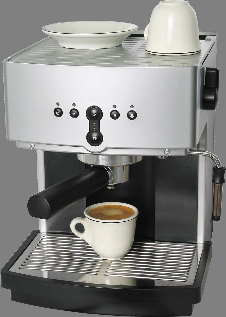 Coffee Machine PNG Image