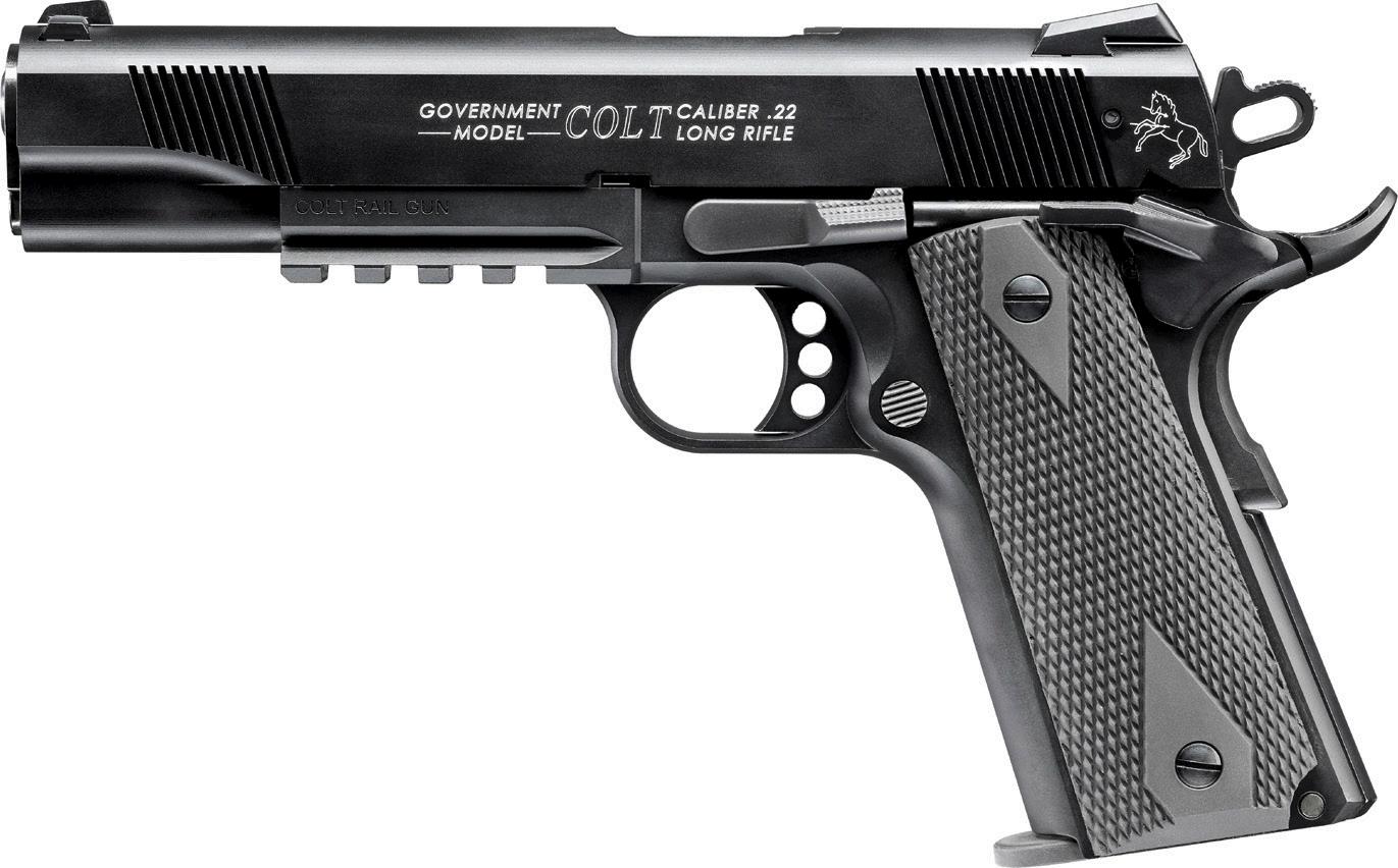Colt Government Model PNG Image