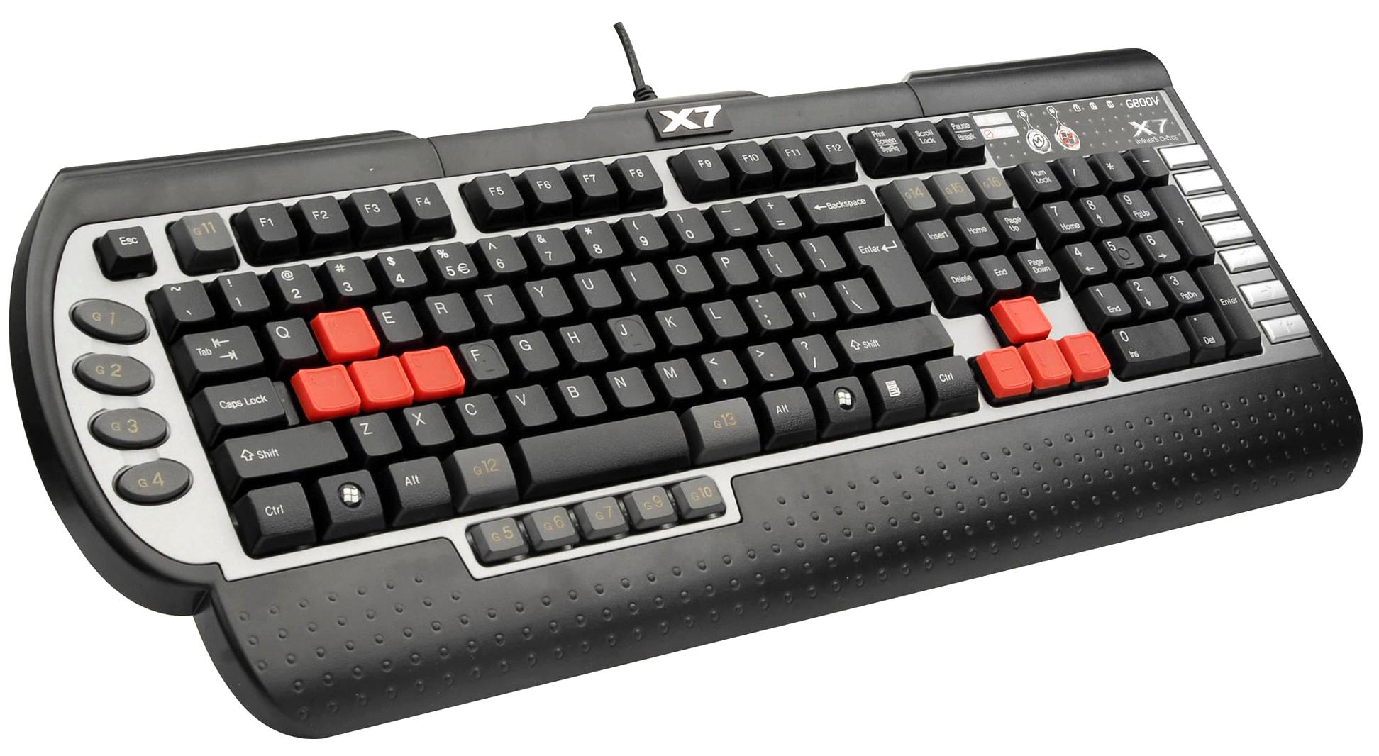 Computer Keyboard PNG Image