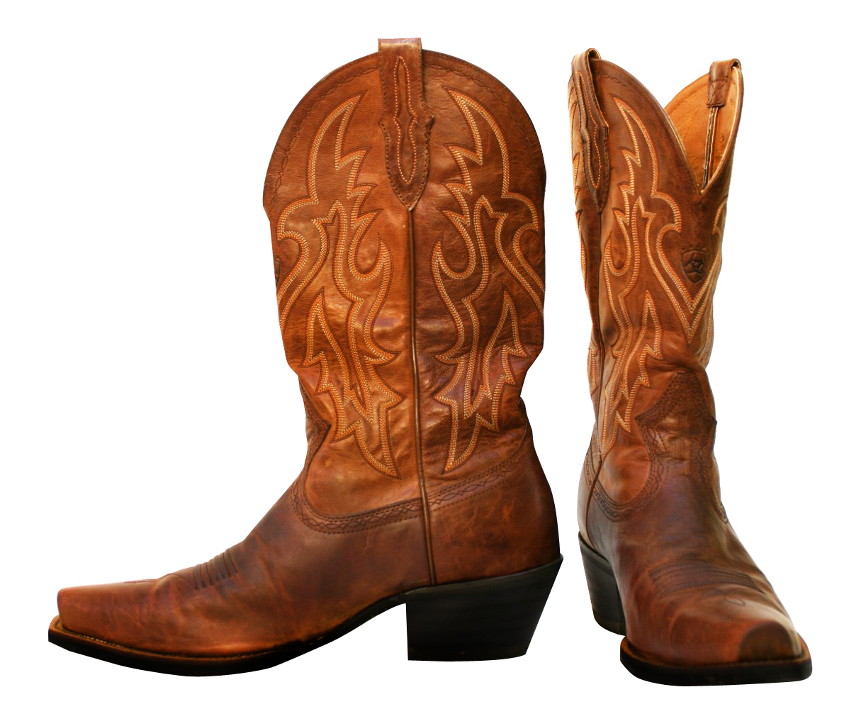 Cowboy Boots PNG Image