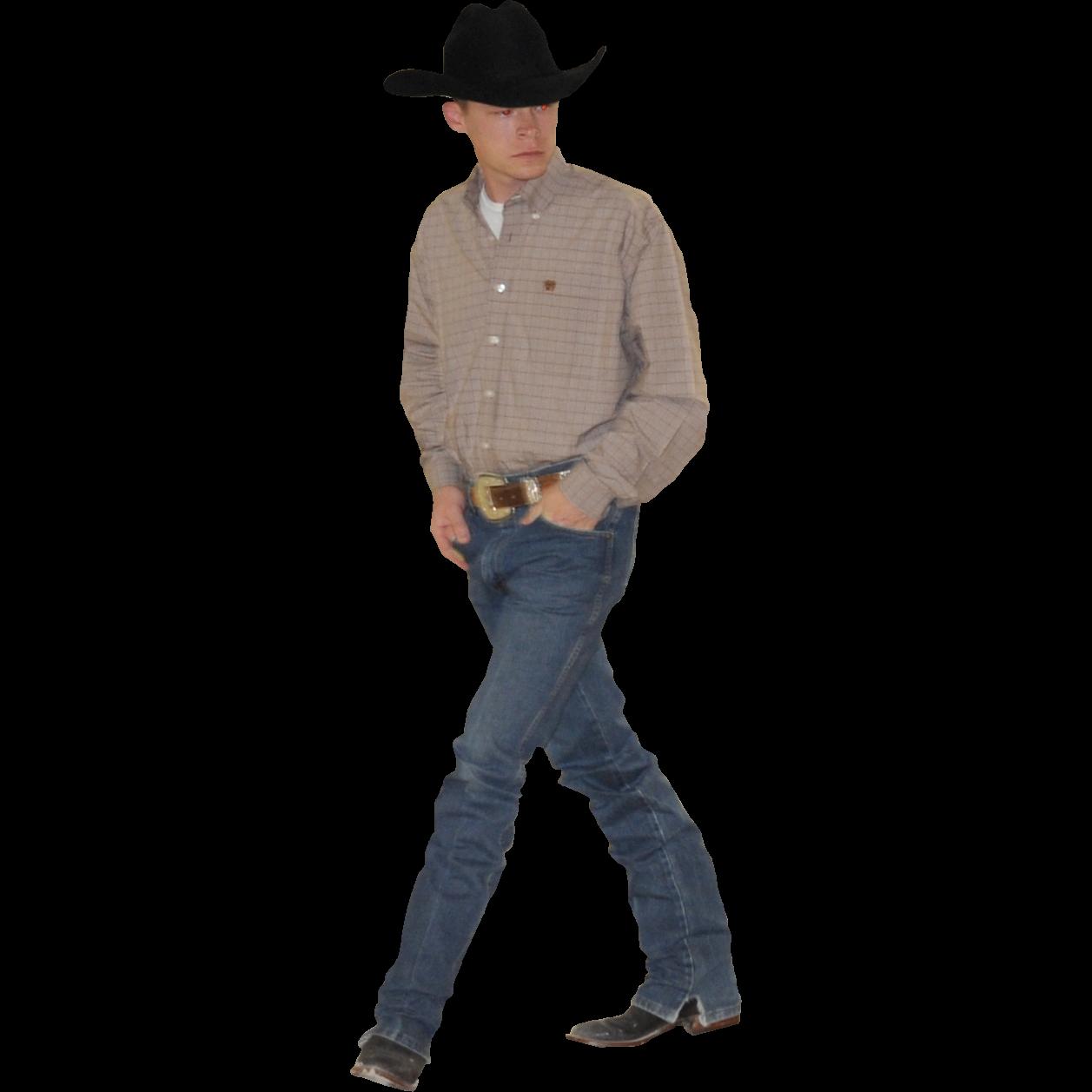 Cowboy PNG Image