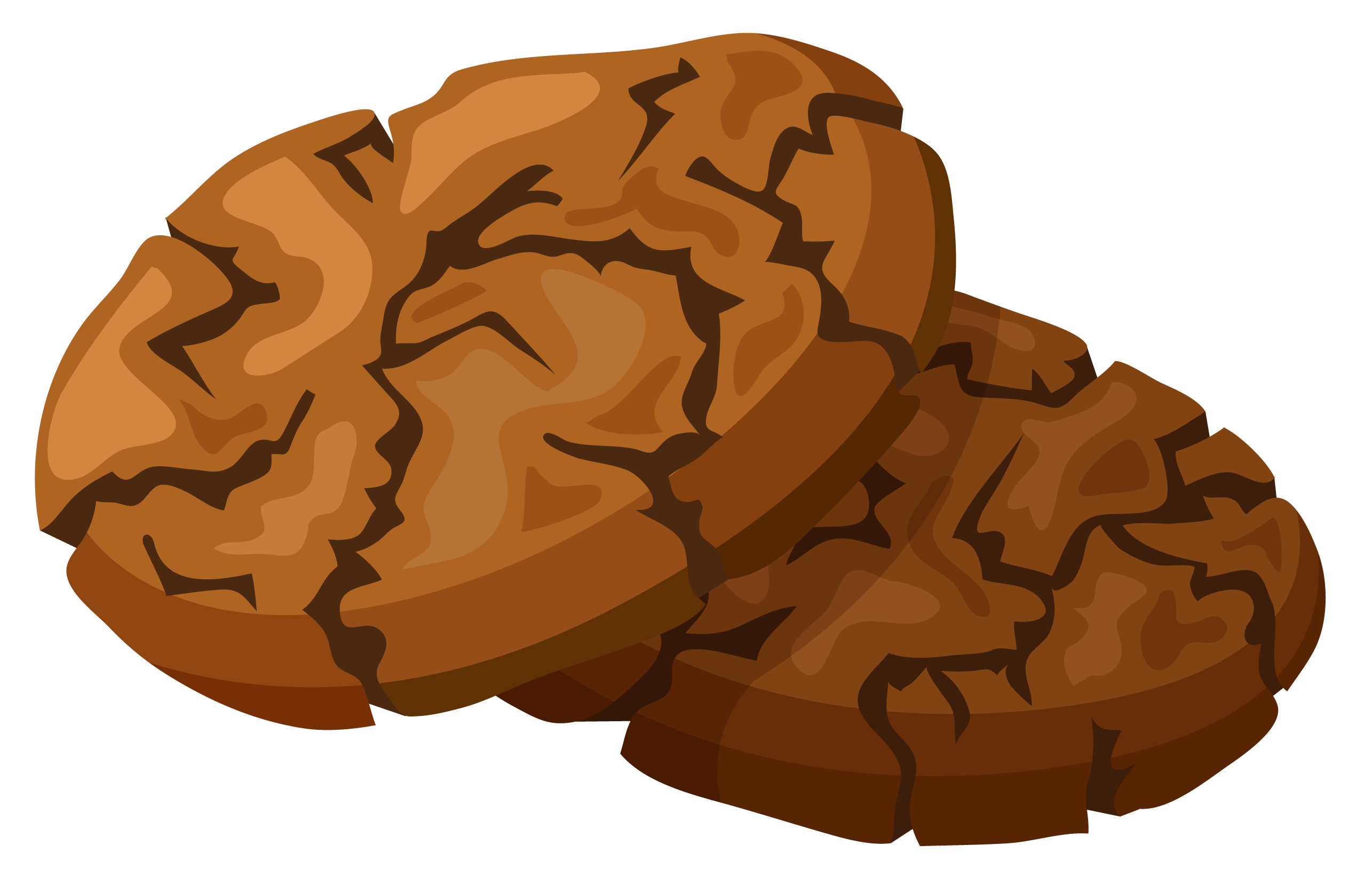 Cracked Cookies Clipart