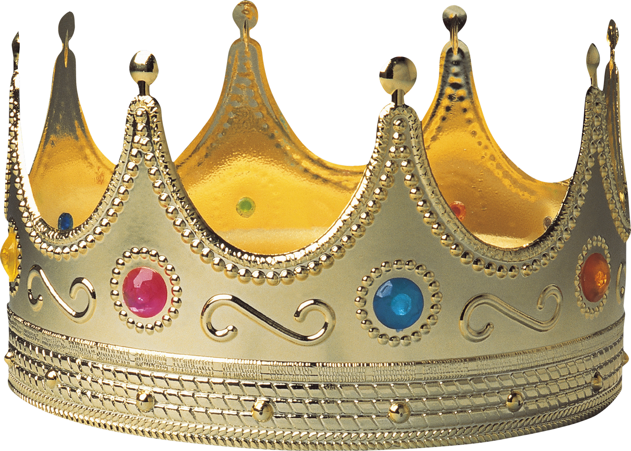 Crown Korona PNG Image