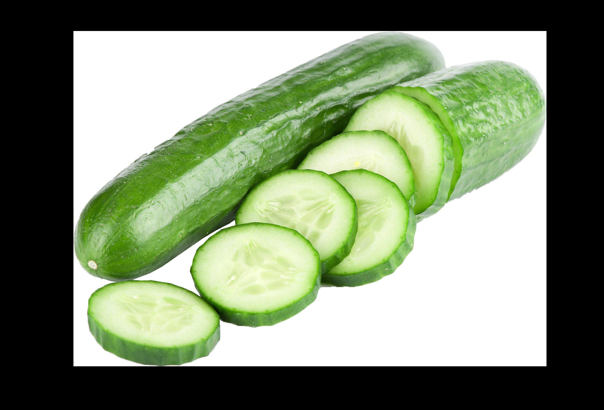 Cucumber PNG Image