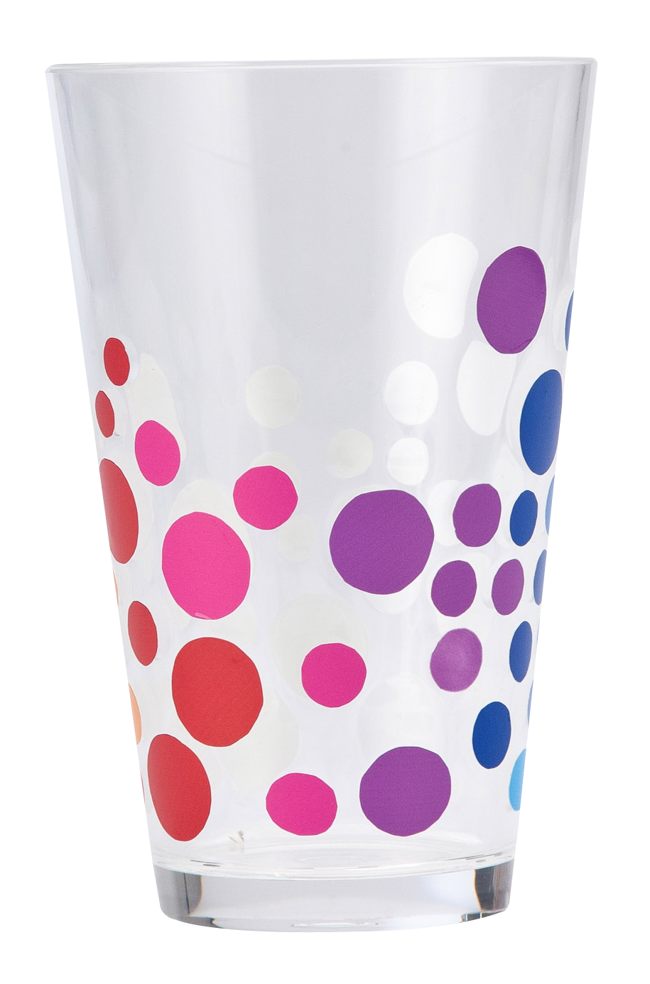 Cup with dots PNG Image