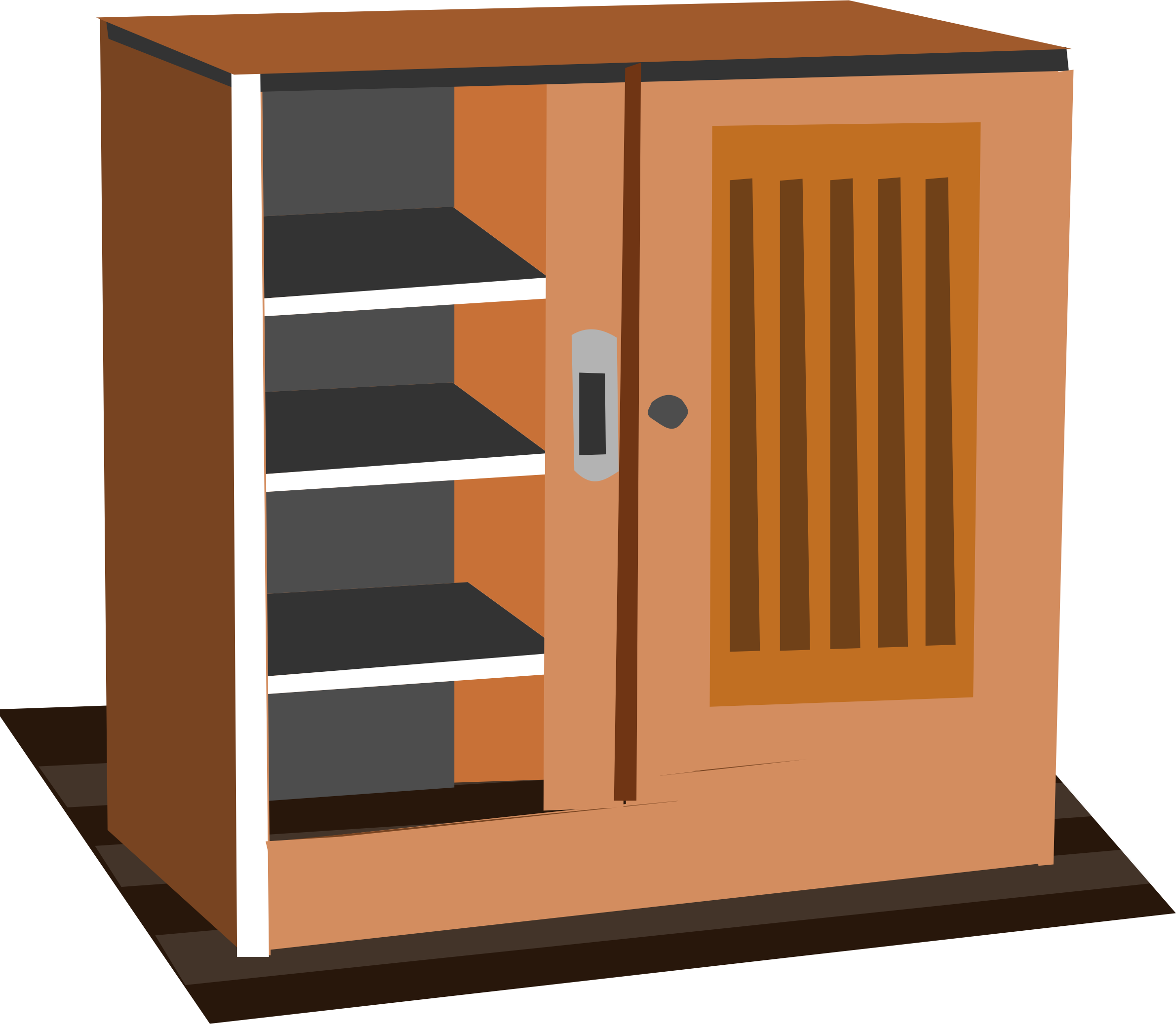 Cupboard PNG Image