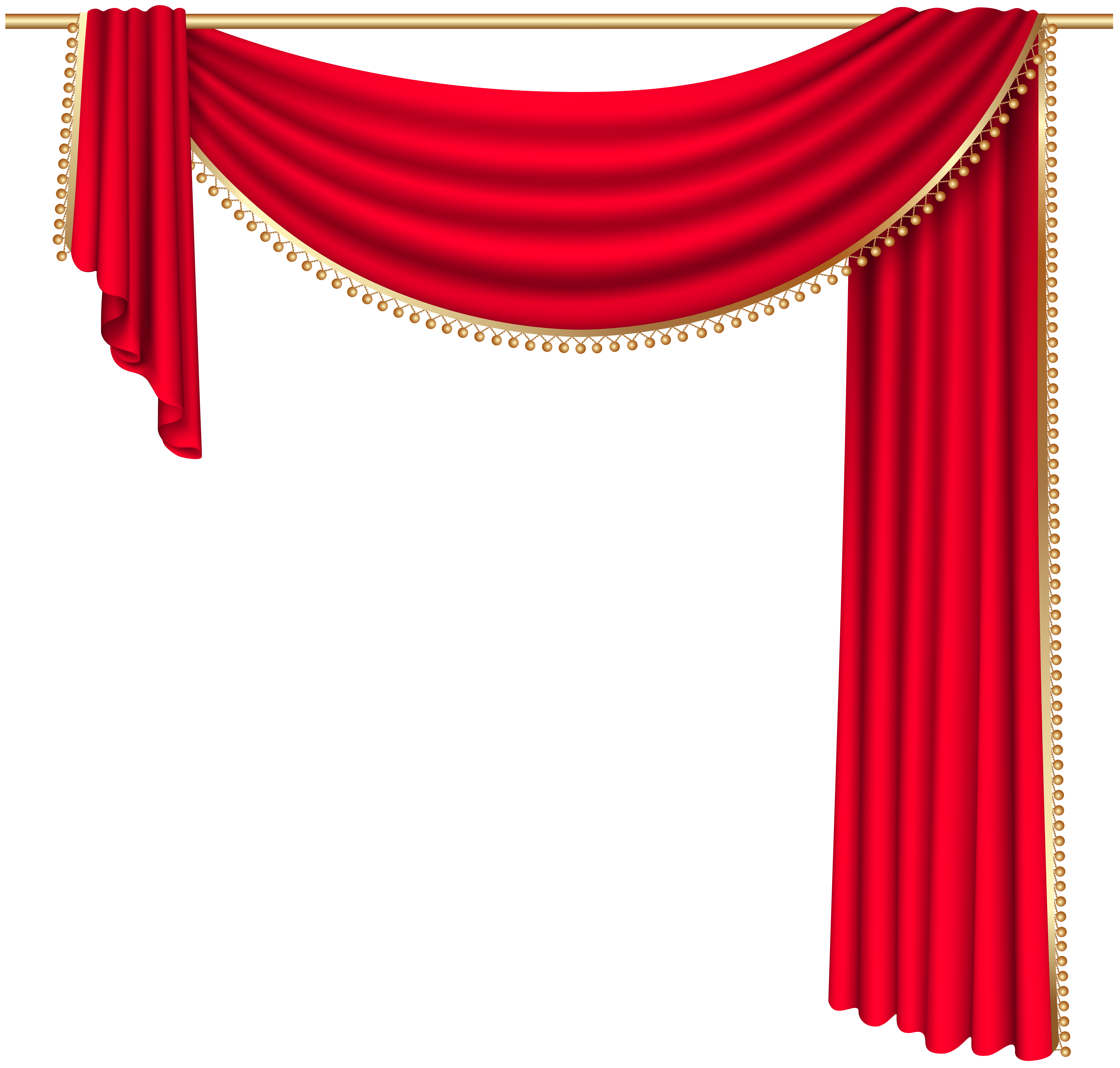 Curtains PNG Image