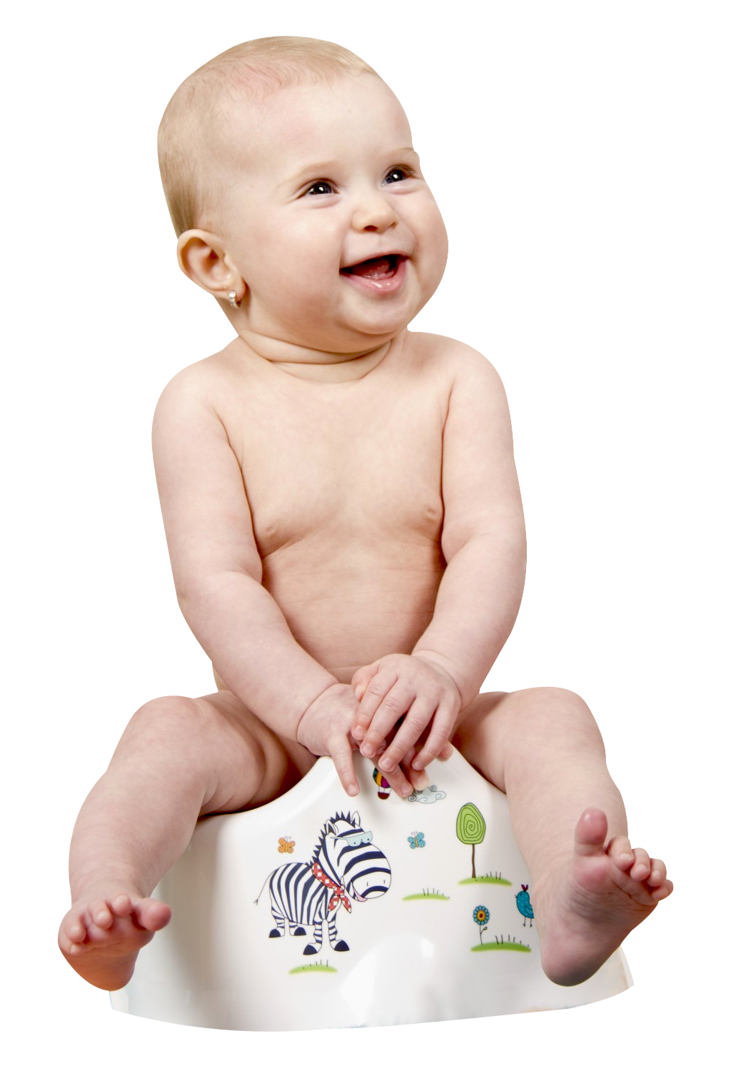 Cute Baby PNG Image