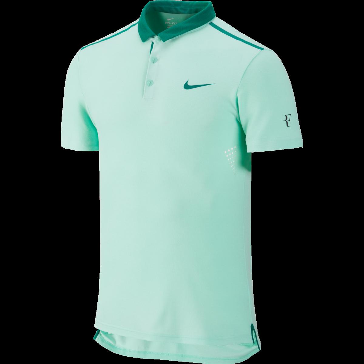 Cyan Men's Polo Shirt