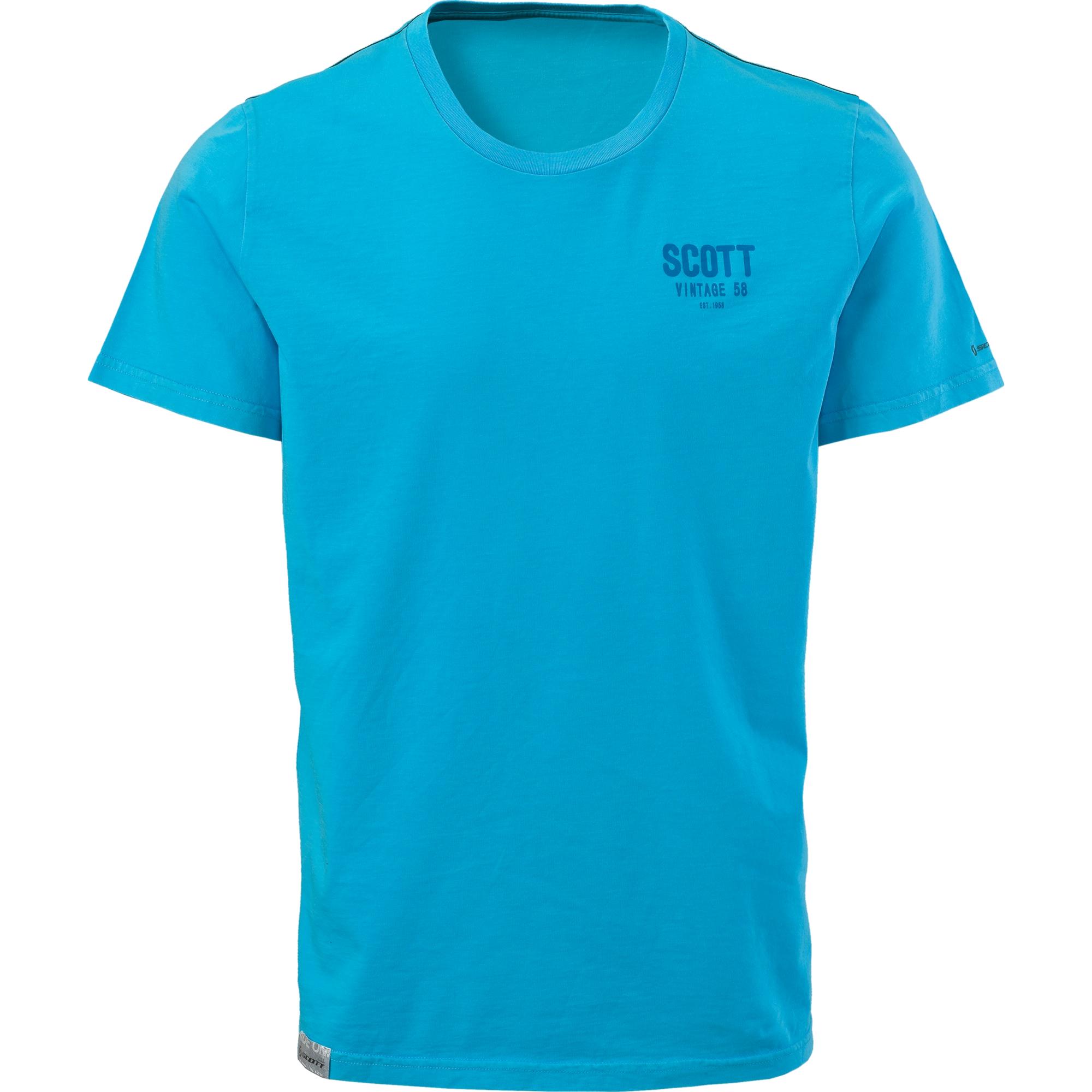 Cyan T-Shirt PNG Image