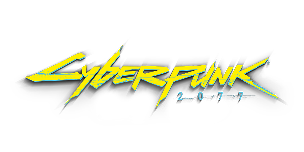 Download Cyberpunk 2077 Logo PNG Image for Free