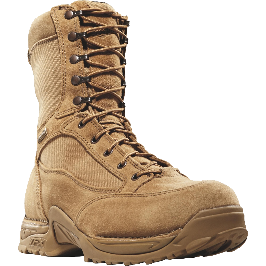 Danner Desert Tfx Rough Out Boots PNG Image