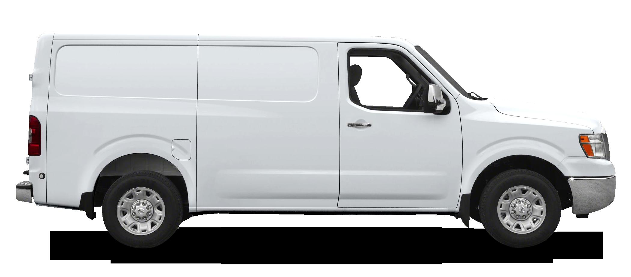 Delivery Van PNG Image