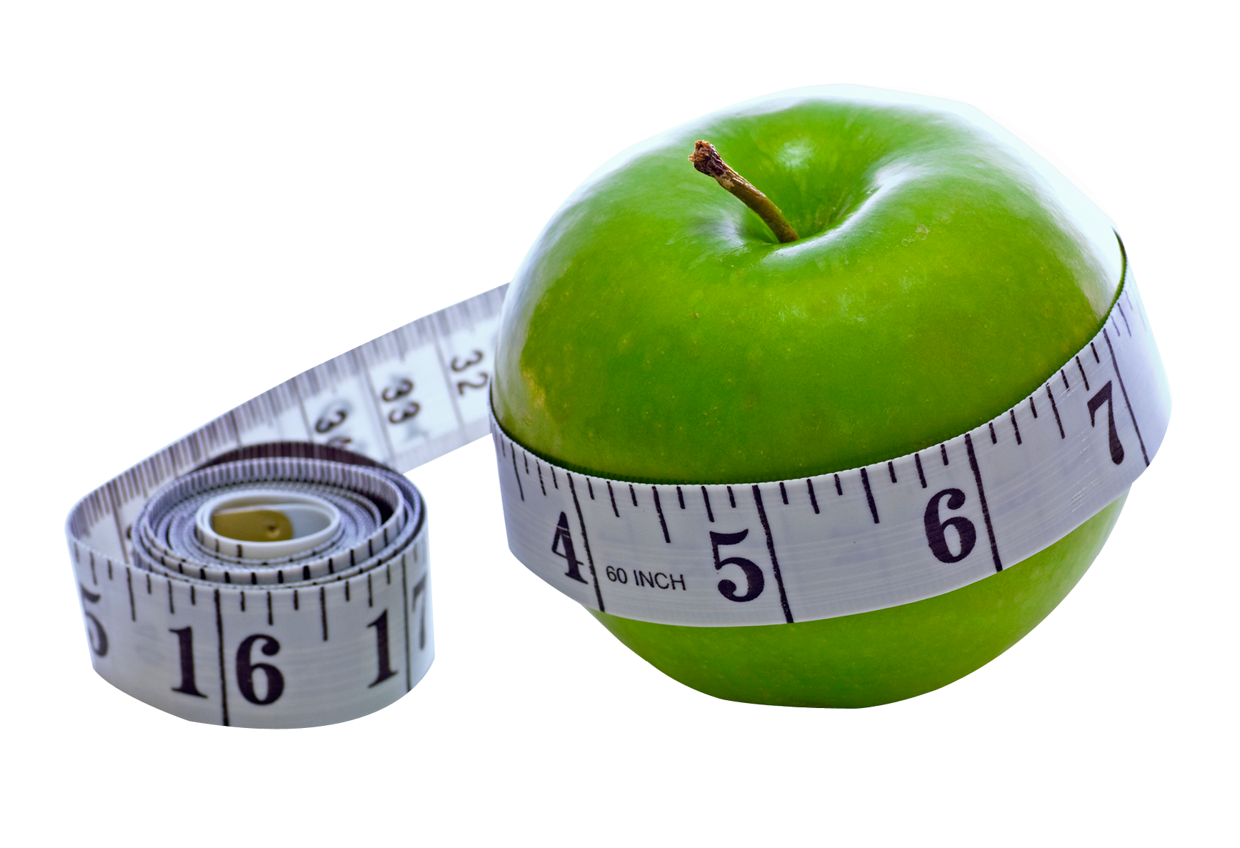 Diet Apple PNG Image