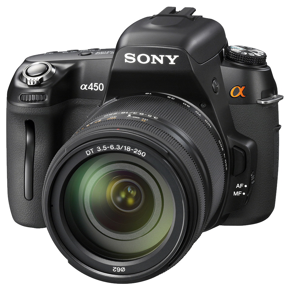 Digital Photo Camera PNG Image