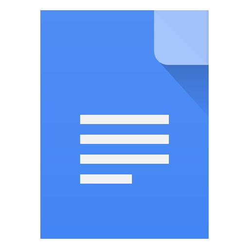 Docs Icon Android Lollipop