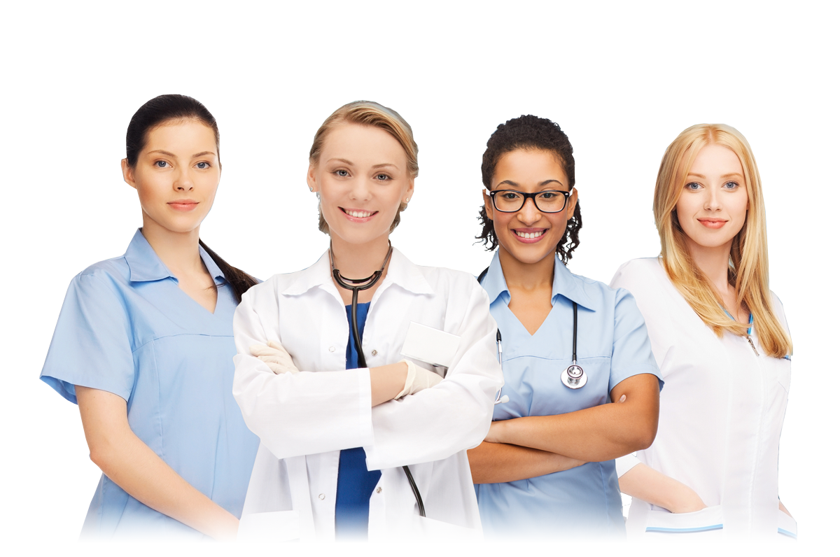 Doctors And Nurses PNG Image