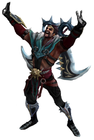 Draven From League Of Legends
