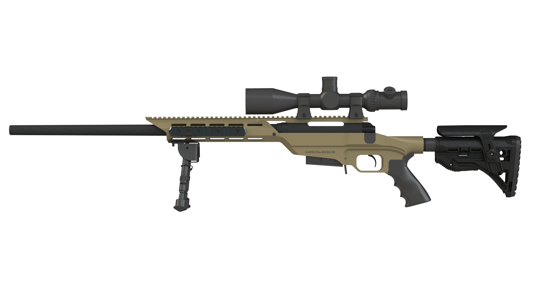 Dust Sniper PNG Image