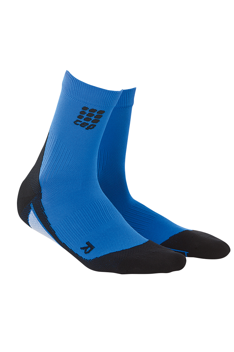 Dynamic Socks Blue Pair PNG Image