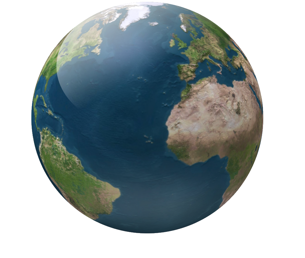 Earth PNG Image