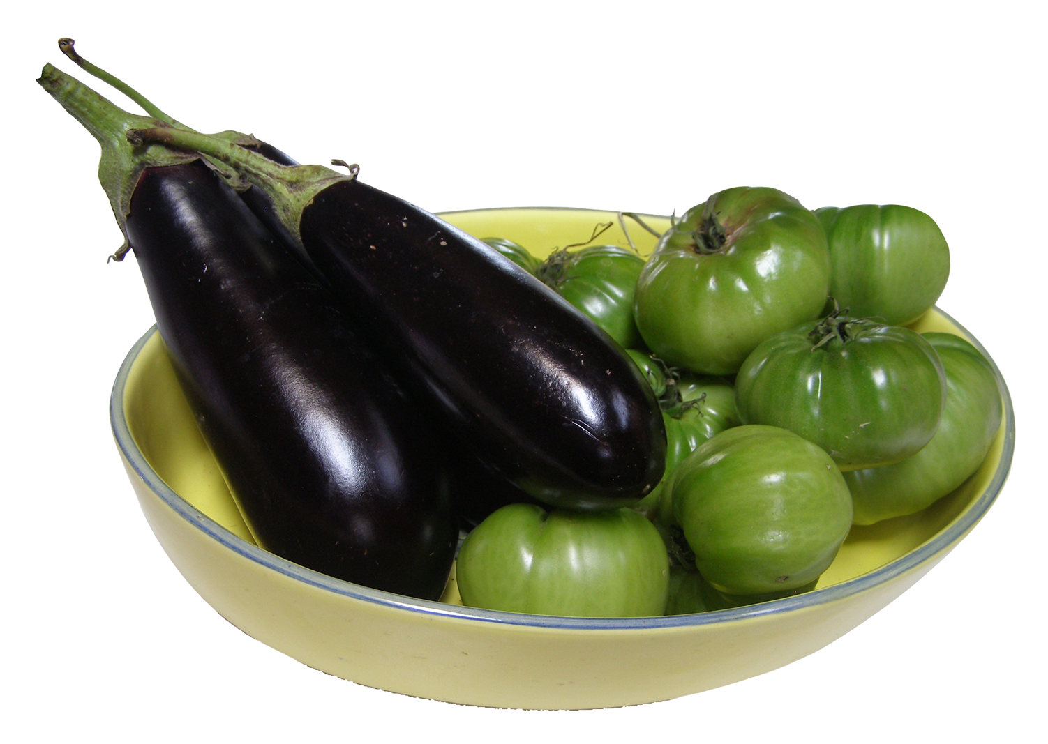 Eggplant Tomato PNG Image