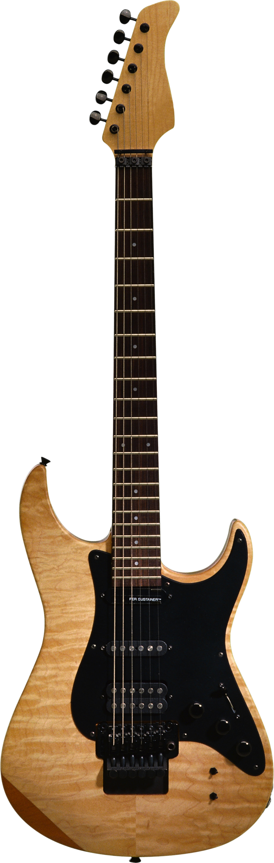 Electric Guitar PNG Image