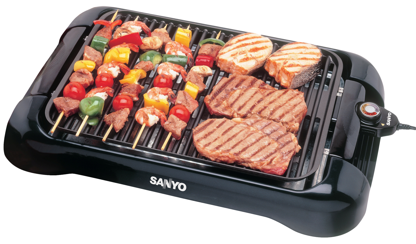 Electric Tandoor Barbecue Grill
