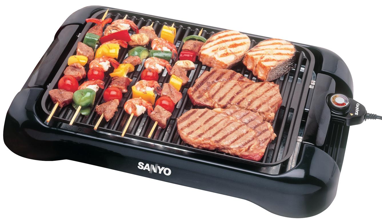 Electric Tandoor Barbecue Grill