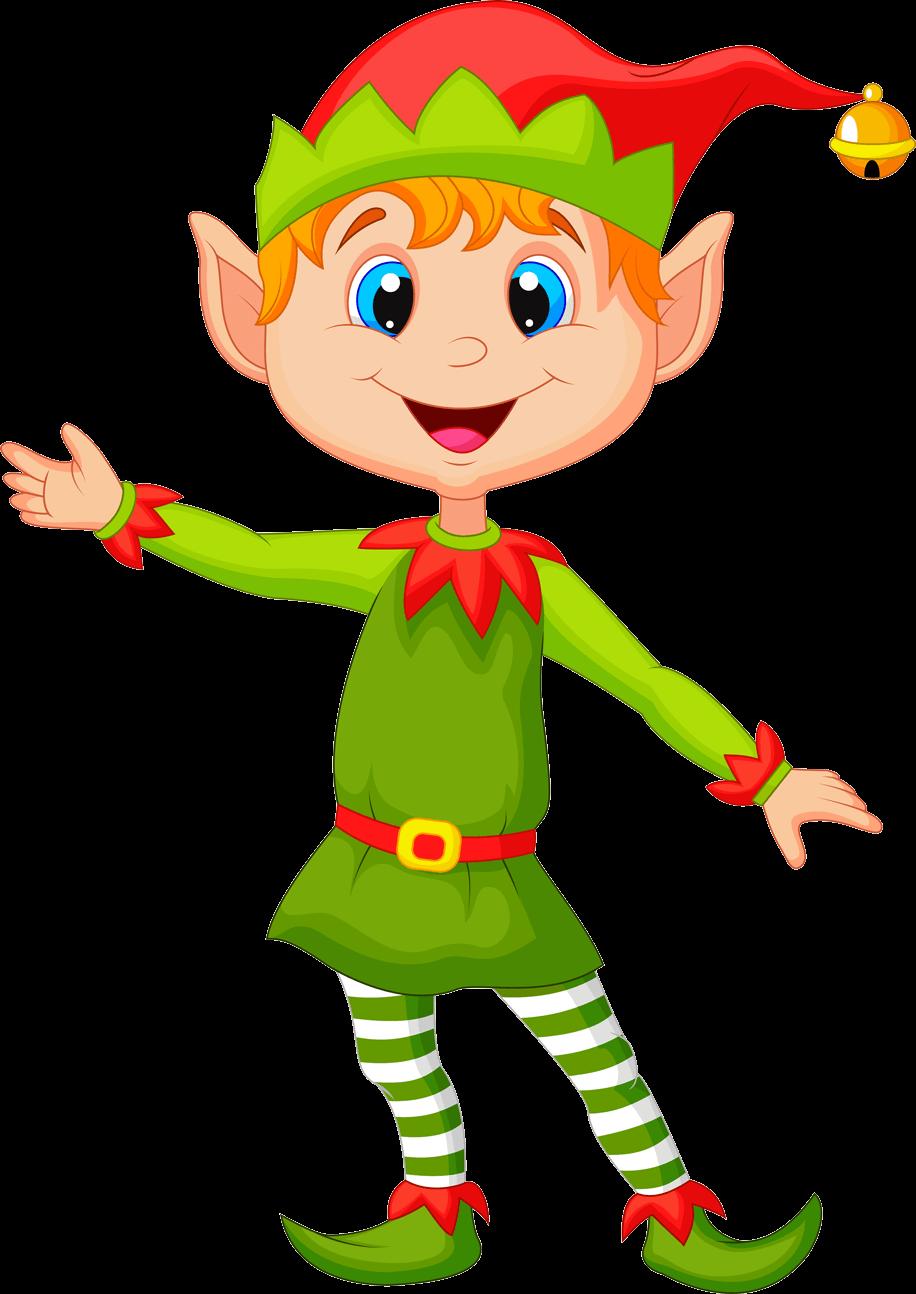 Elf PNG Image