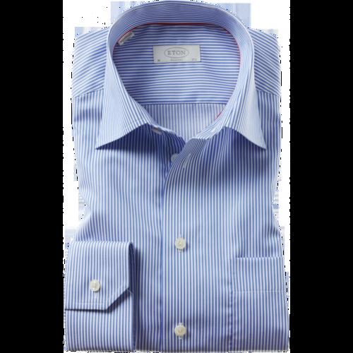 Eton Classic Fit Dress Shirt PNG Image