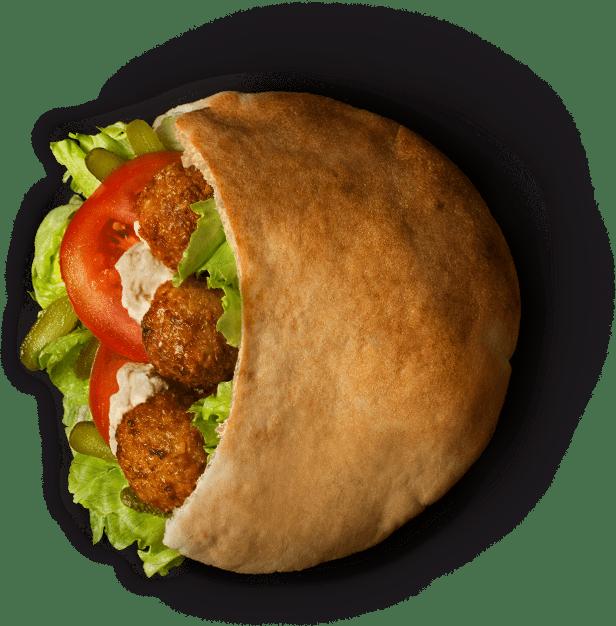 Falafel PNG Image