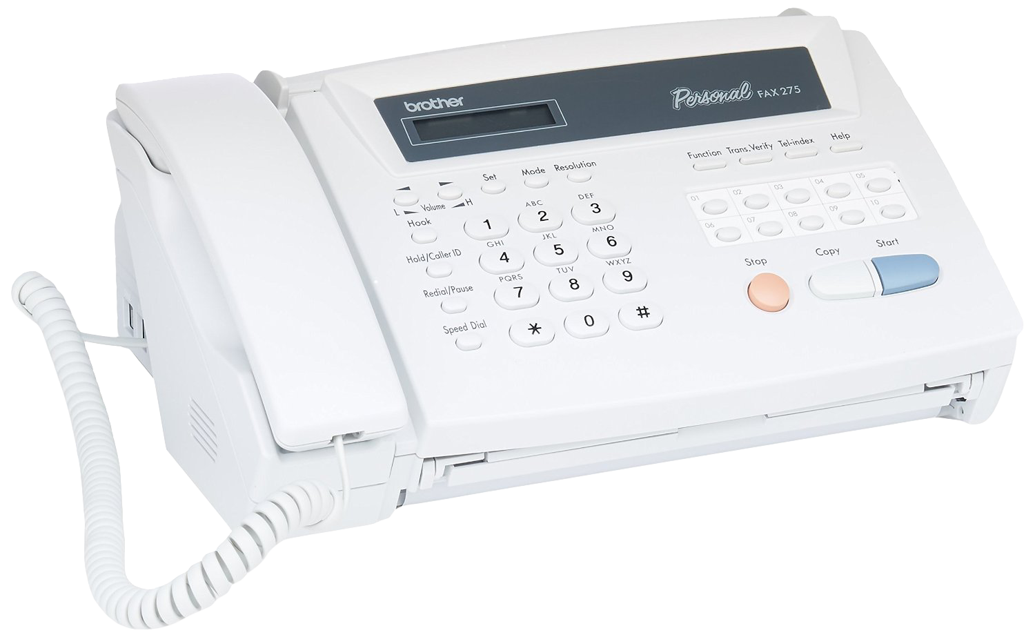 Fax Machine PNG Image