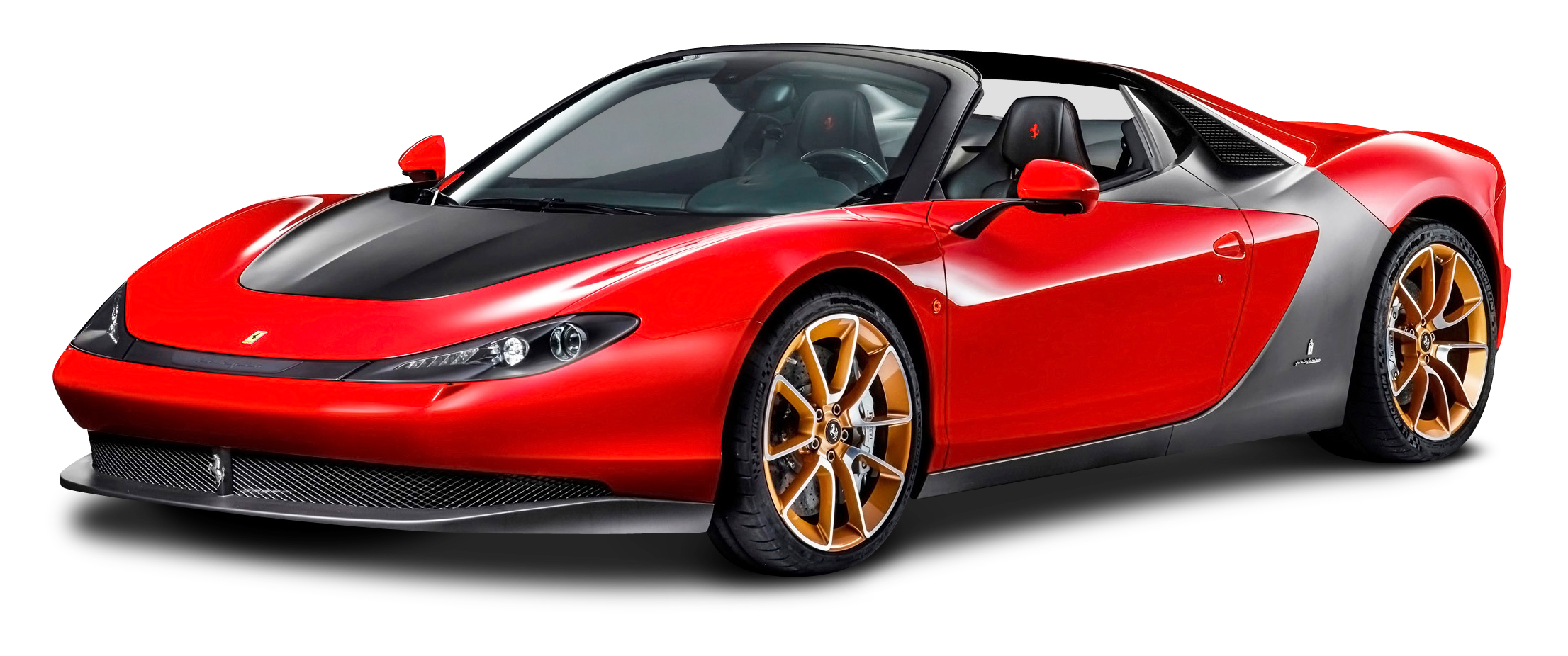 ferrari sergio red car png image purepng free. Black Bedroom Furniture Sets. Home Design Ideas