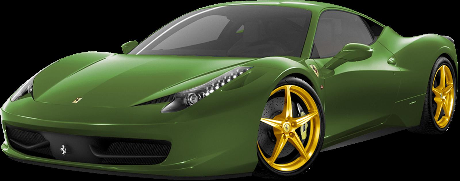 Ferrari PNG Image