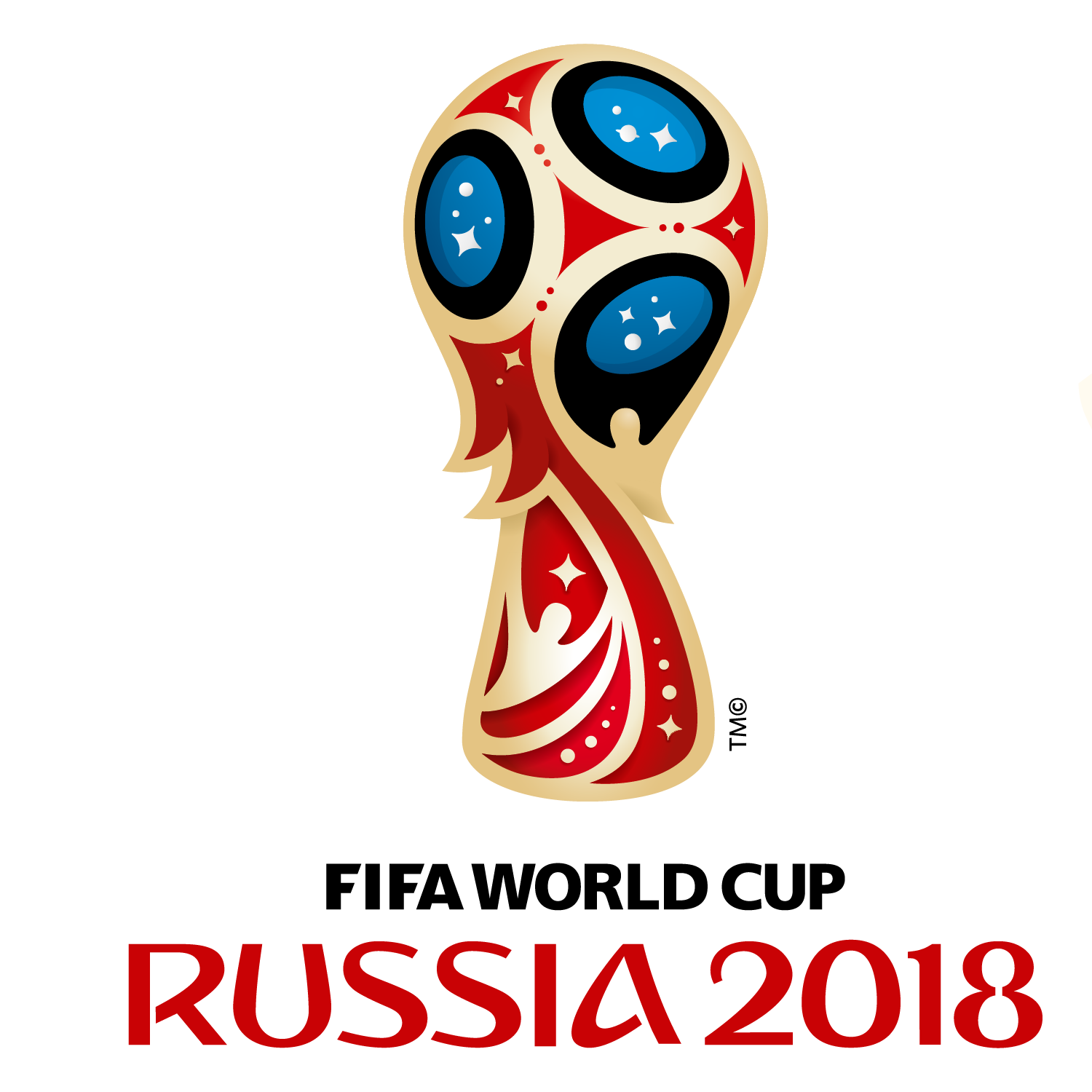 Fifa World Cup Russia 2018 Logo