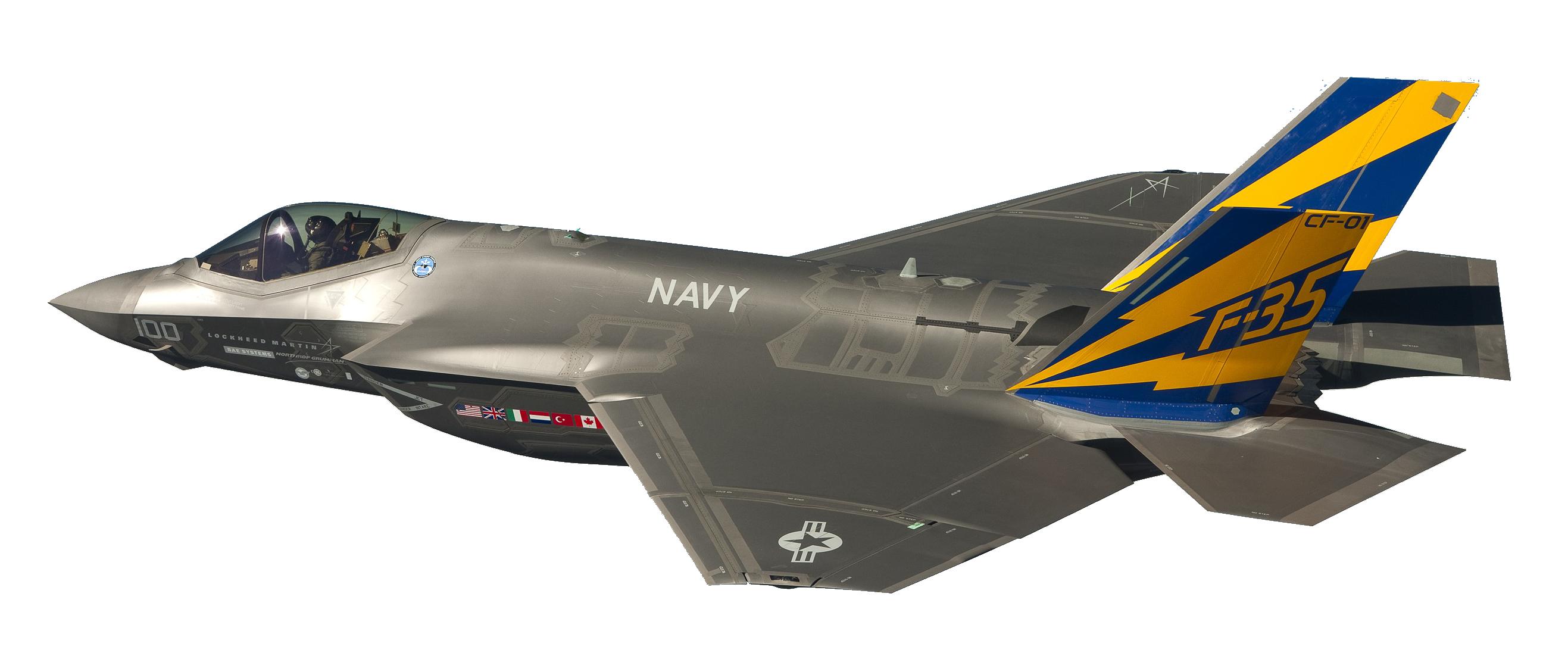 Fighter Jet PNG Image