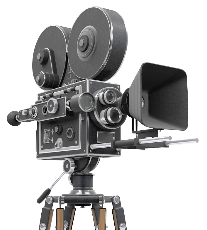 Film Camera PNG Image