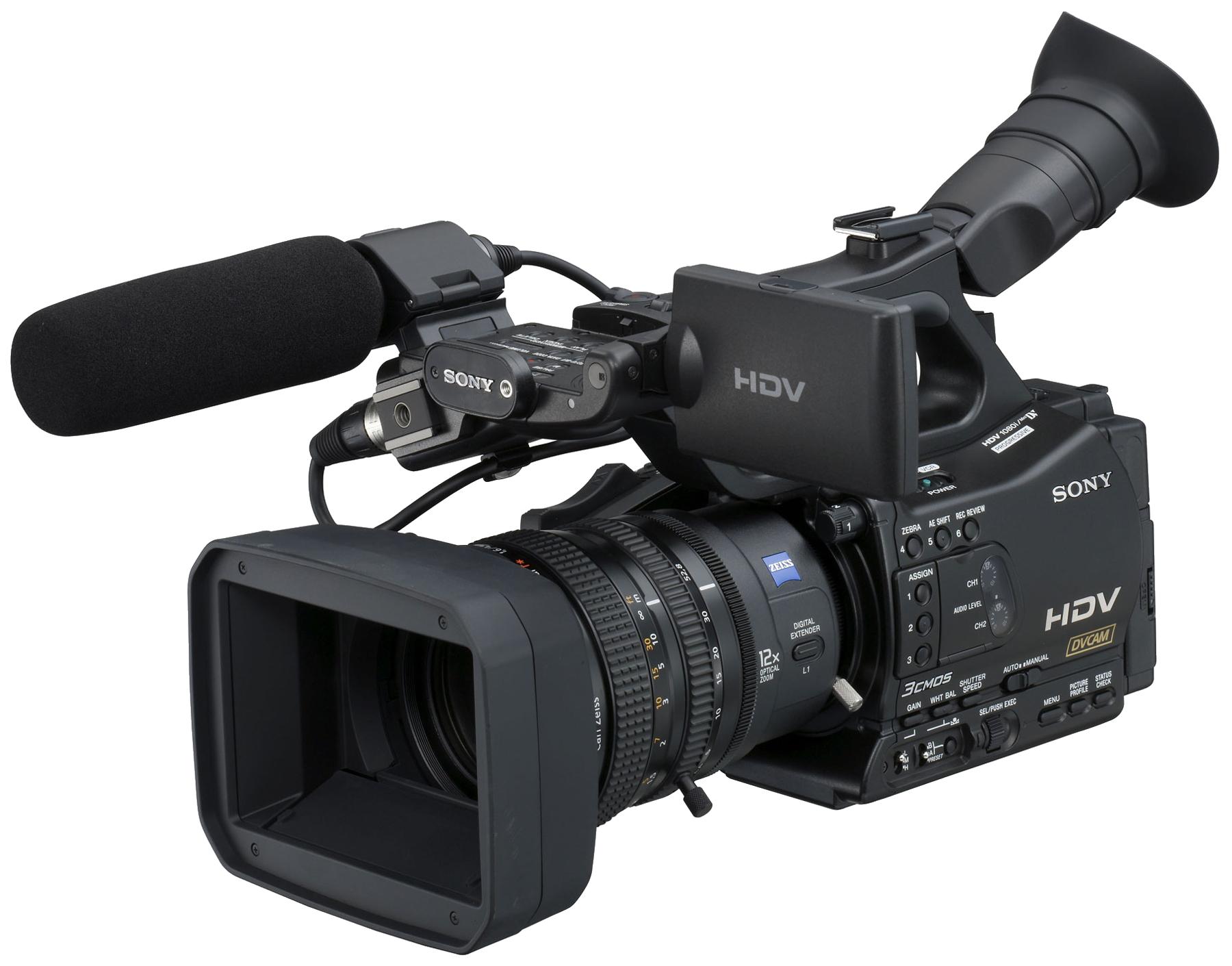 Film Camera PNG Image