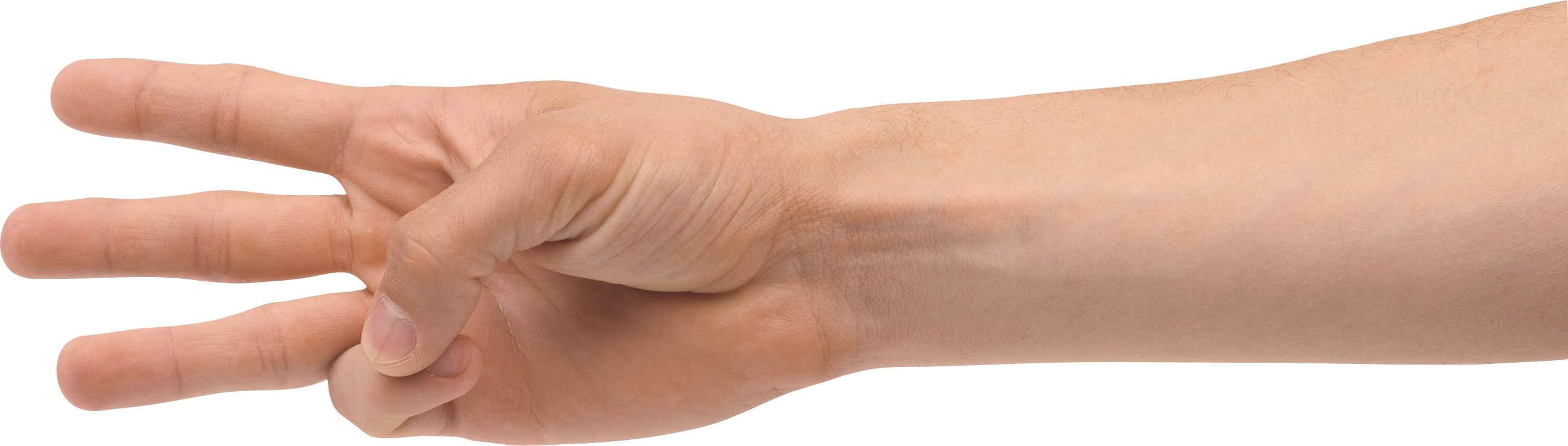 Fingers PNG Image
