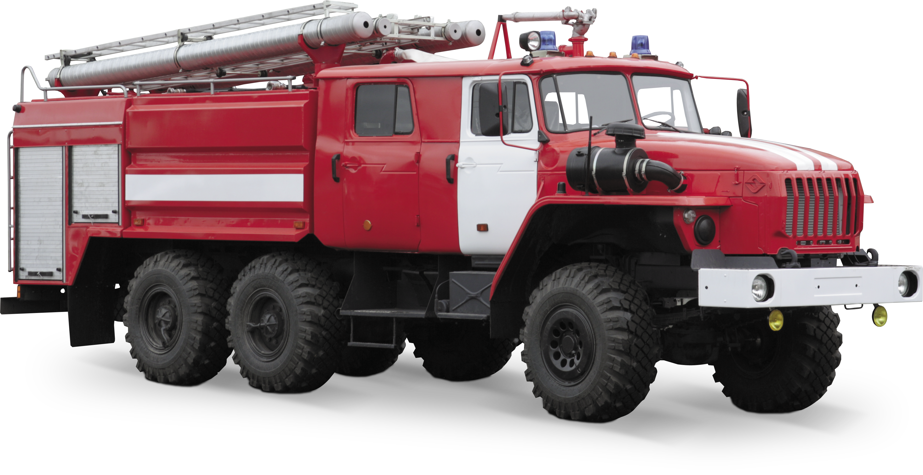 Fire Truck PNG Image