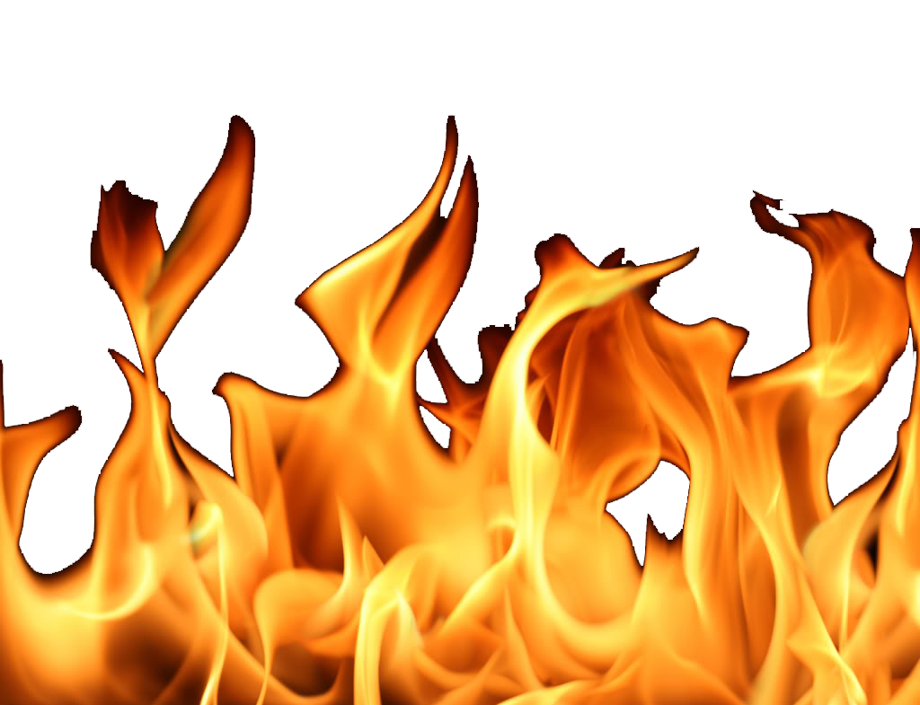 Fire Flames Hot PNG Image