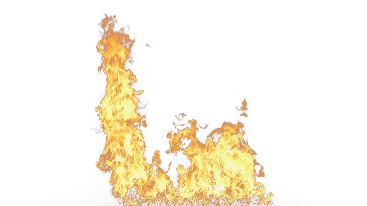 Flame Fire PNG Image