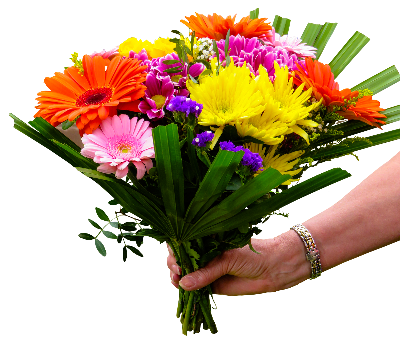 Flower Bouquet PNG Image