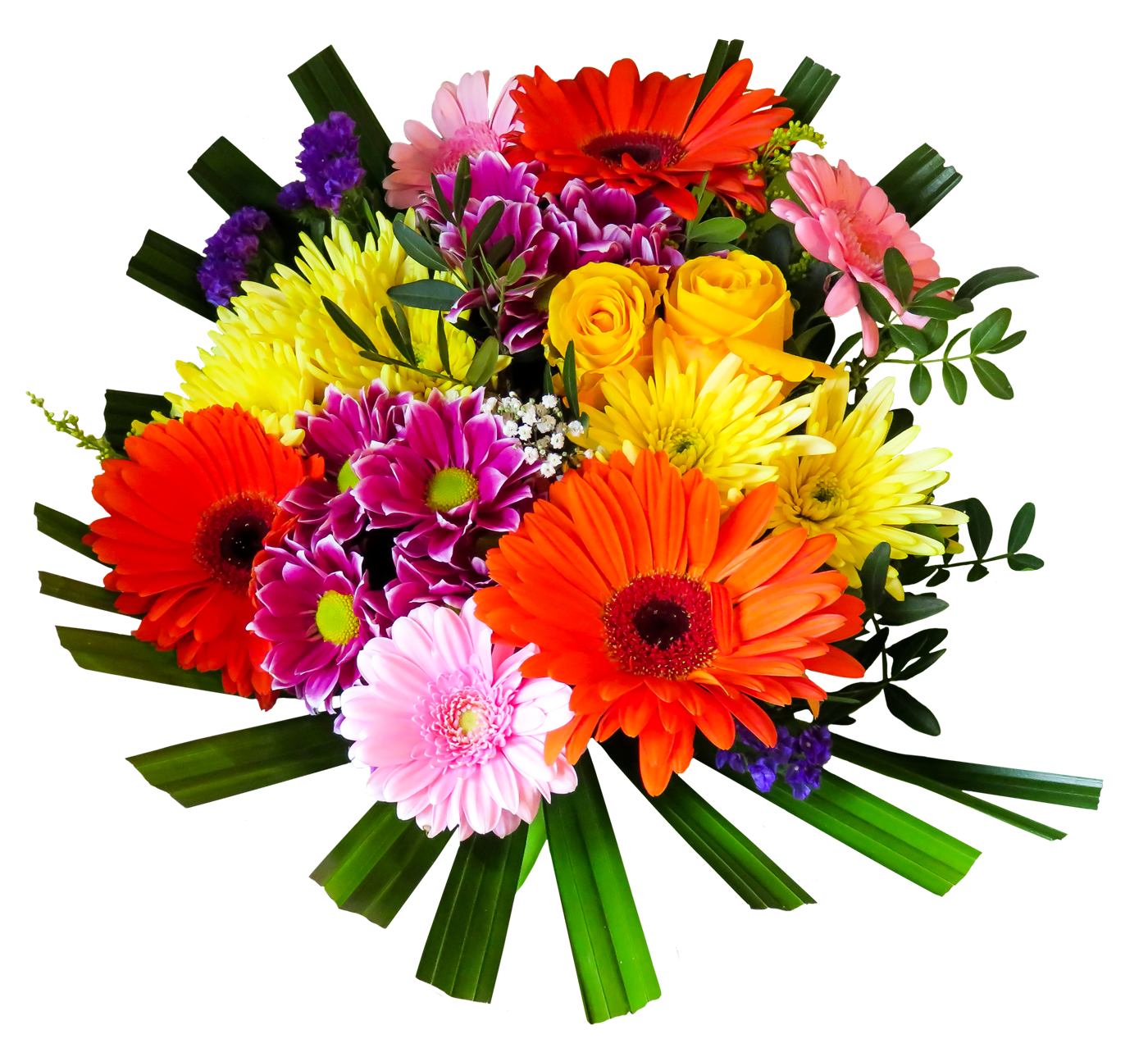 Flower Bouquet PNG Image
