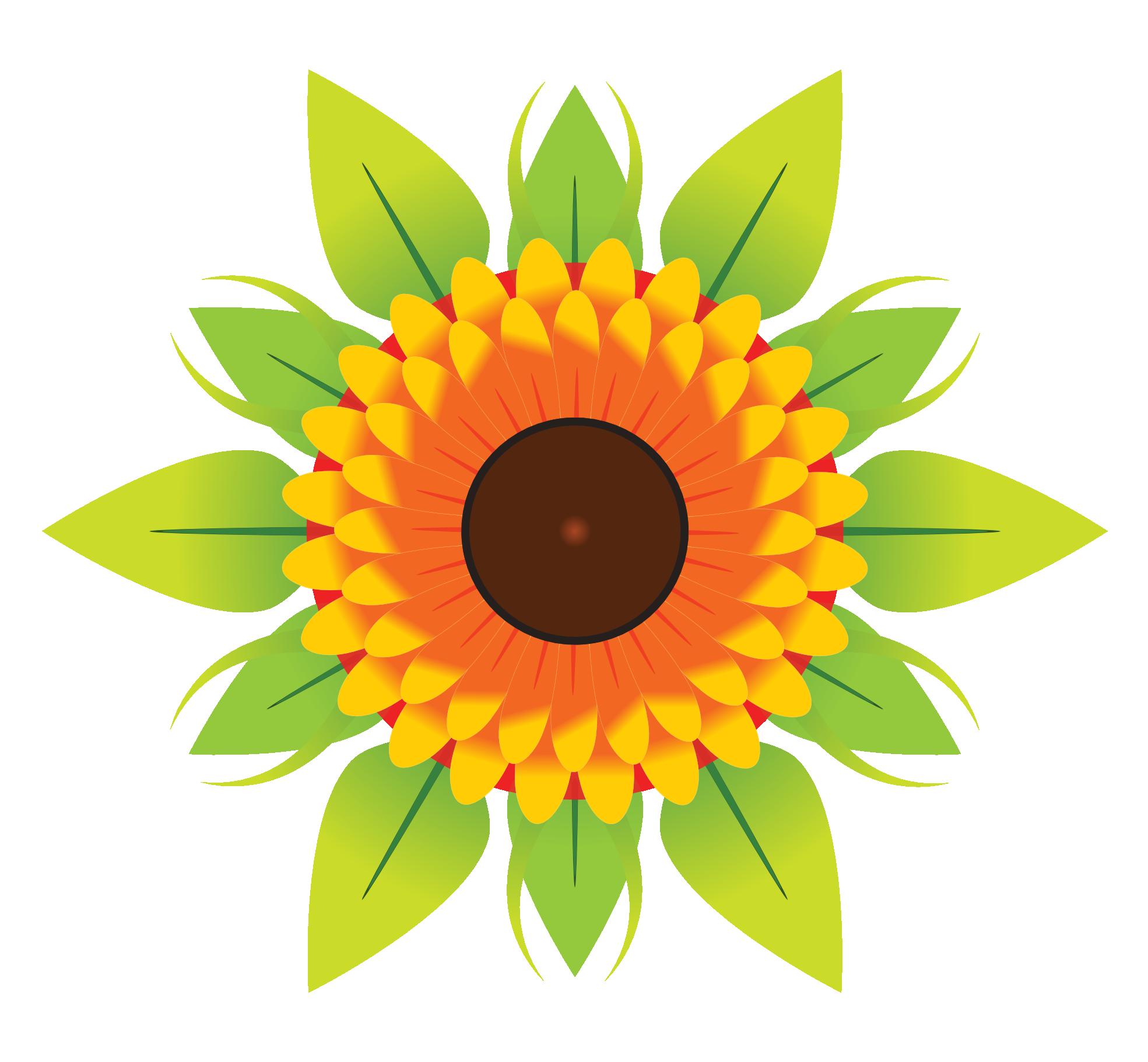 Flower Vector PNG Image - PurePNG | Free transparent CC0 ...