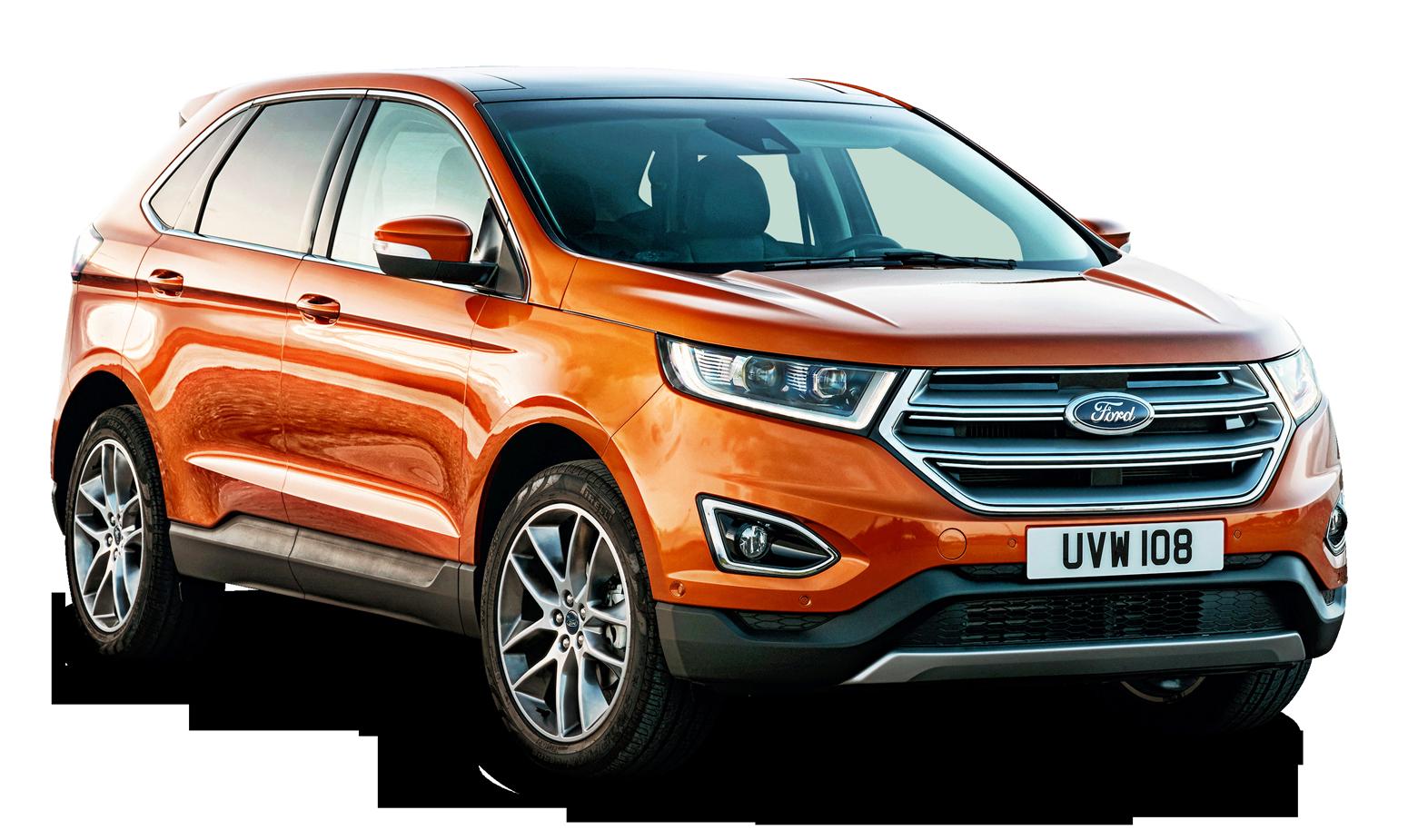 Ford Edge Orange Car Png Image Purepng Free Transparent Cc Png Image Library