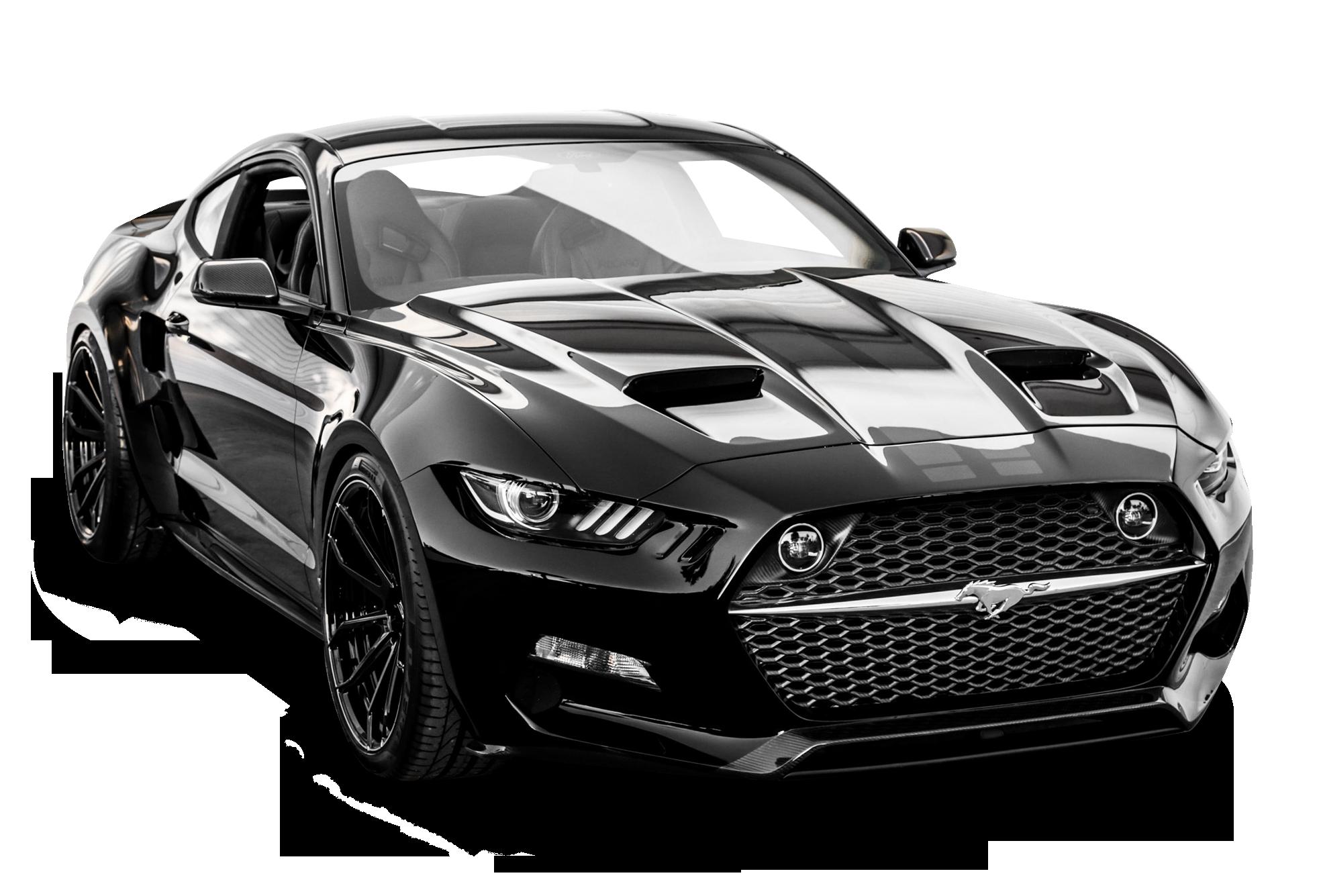 Ford Mustang Galpin Rocket Car PNG Image - PurePNG | Free ...