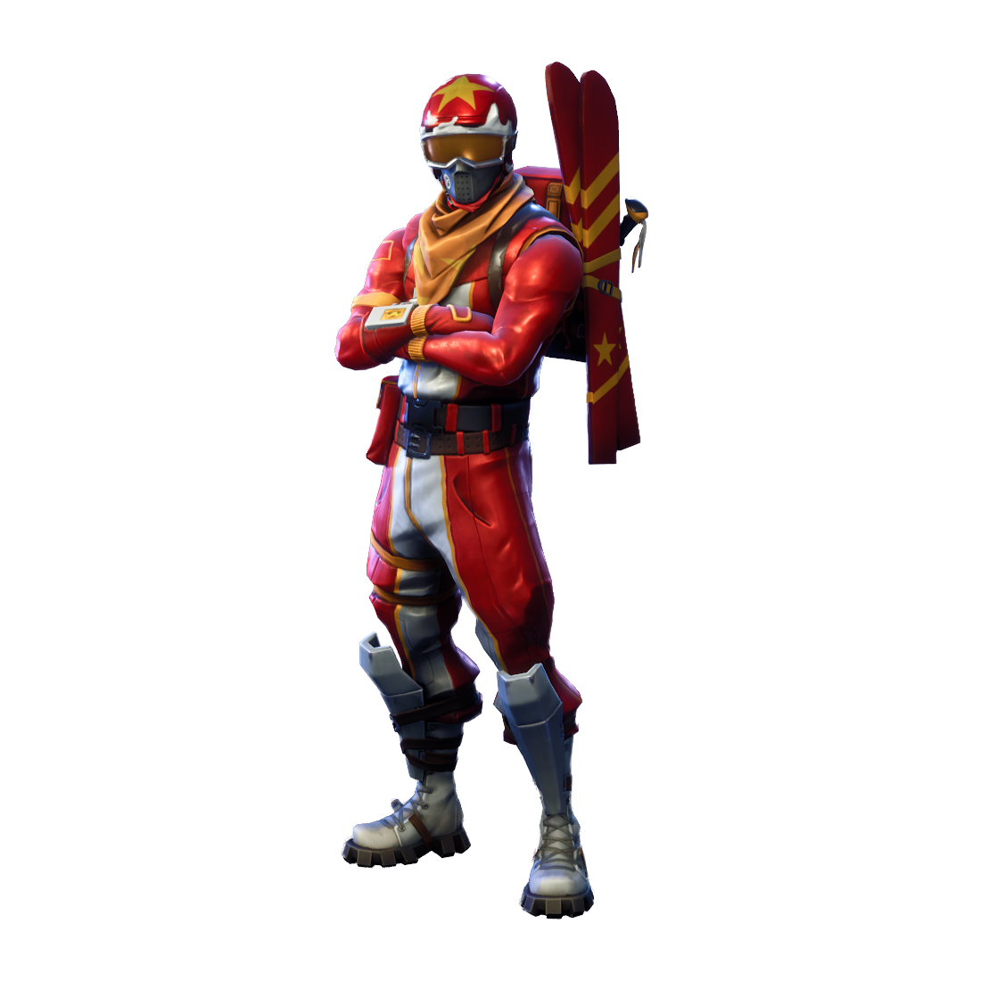 Fortnite Alpine Ace (CHN)